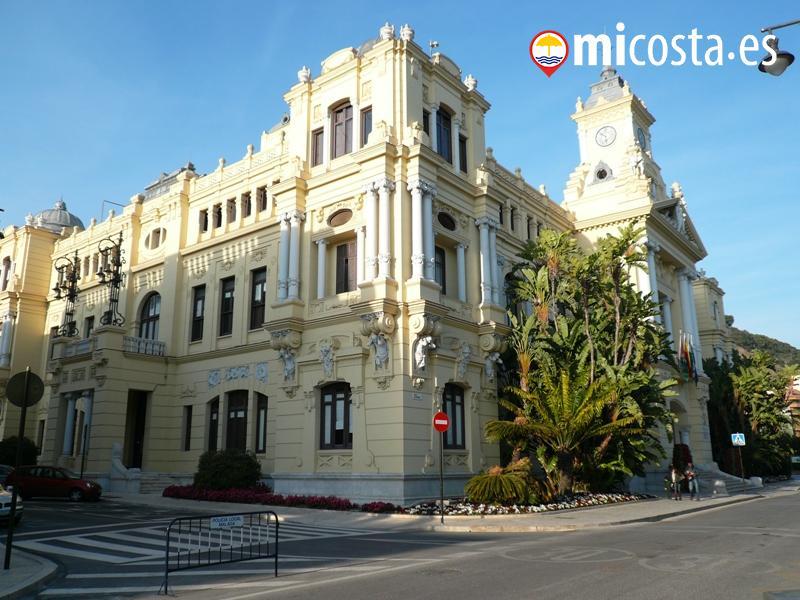 14 Ayuntamiento Malaga