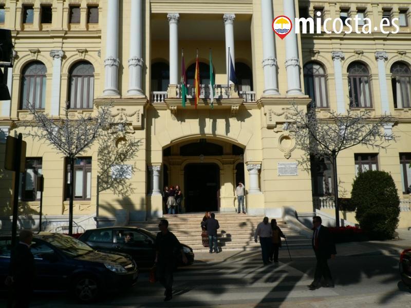 15 Ayuntamiento de Malaga