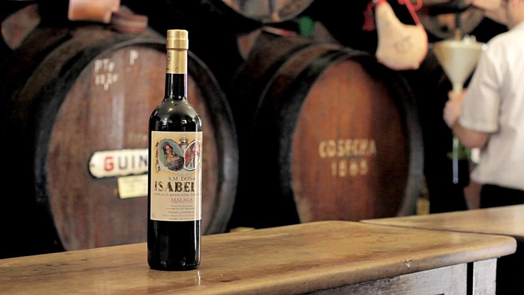 38 vinos Malaga