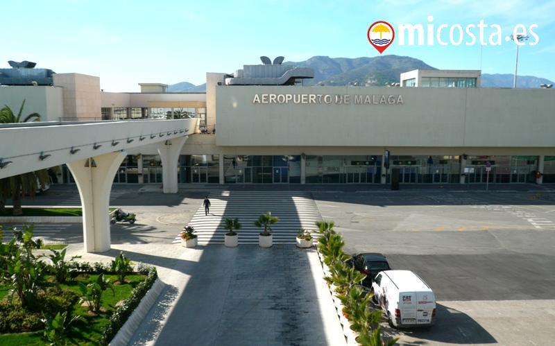 39 aeropuerto de Malaga