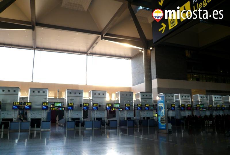 40 aeropuerto de Malaga Costa del Sol