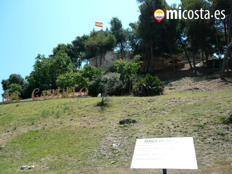 009 parque castillo fuengirola
