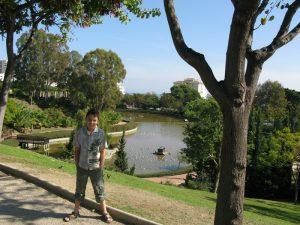 02 парк Палома в Бенальмадене (фото мое)