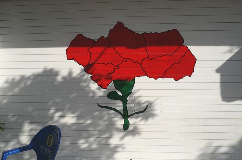 Andalucia como una flor