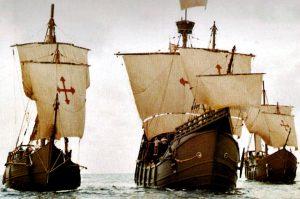Carabelas de Colón